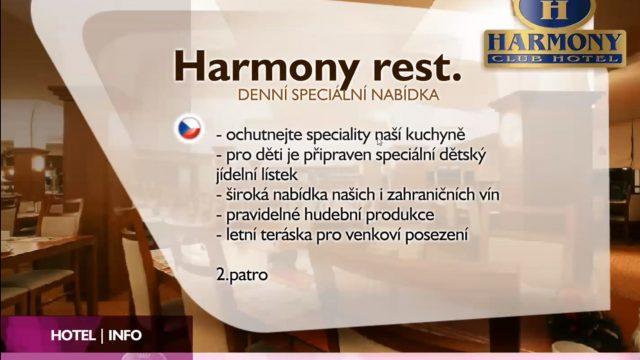 RESTAURACE HOTEL HARMONY